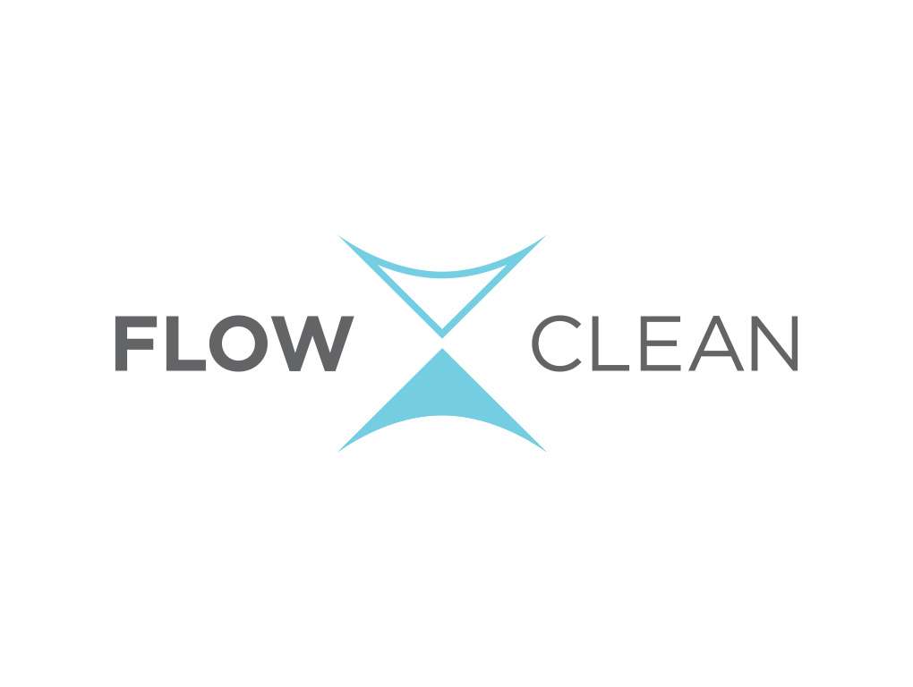 Logo Design - Flow Clean