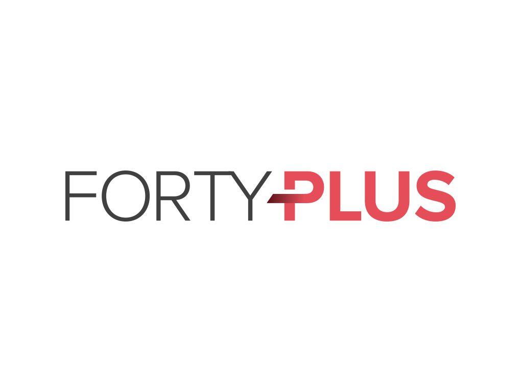 Logo Design - FortyPlus
