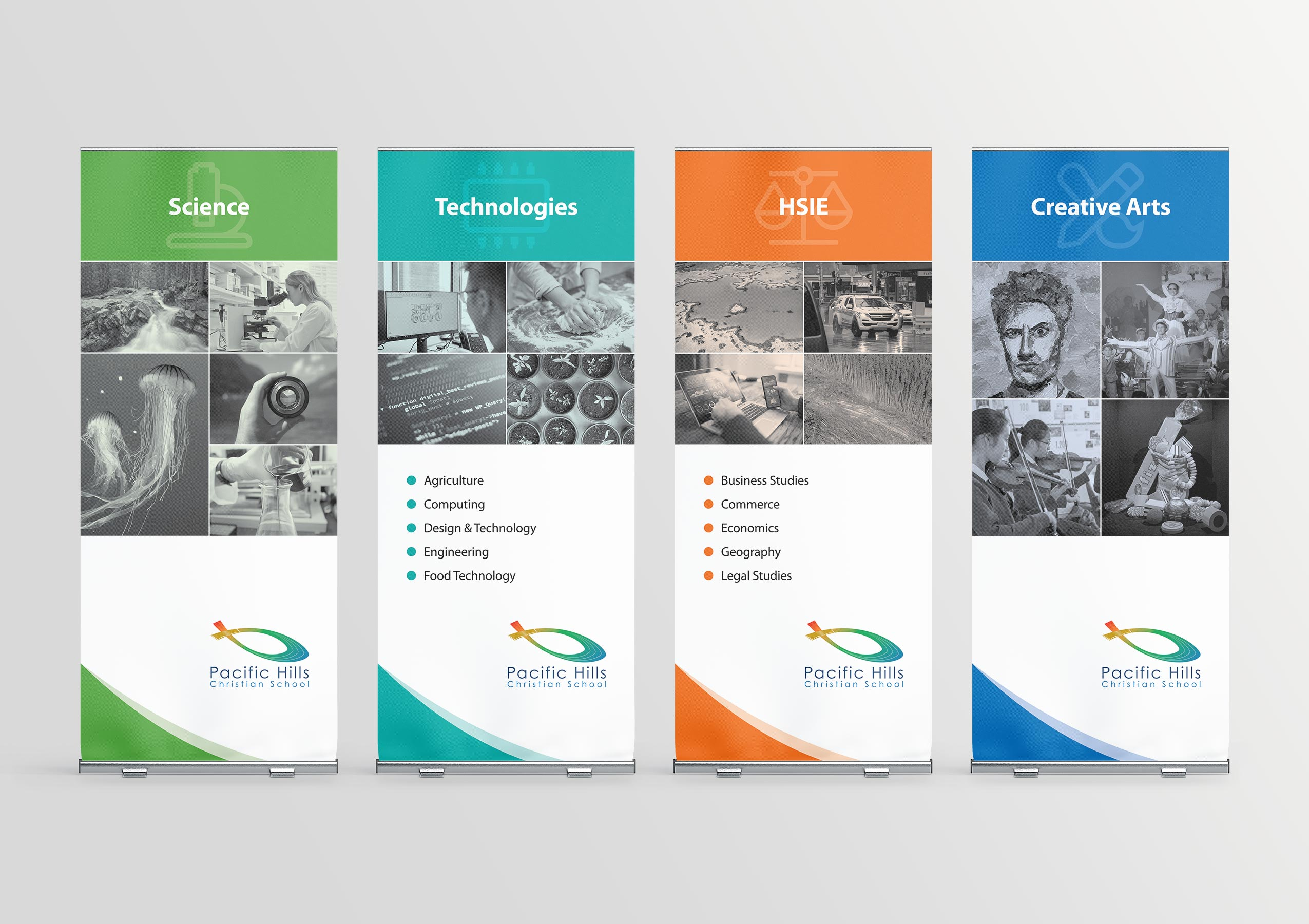 Print Design - Pacific Group