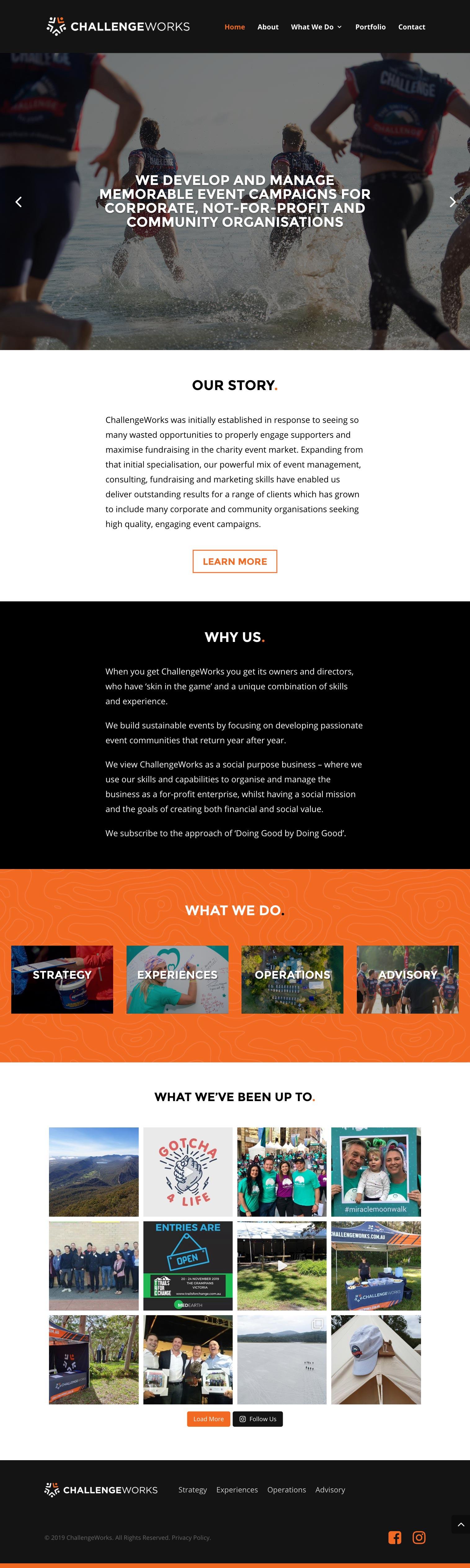Web Design - ChallengeWorks