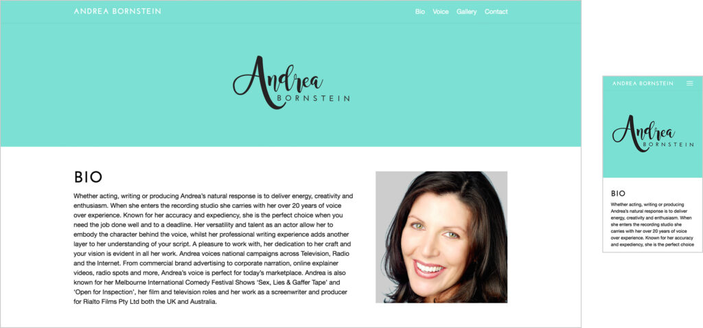 Website Design - AB