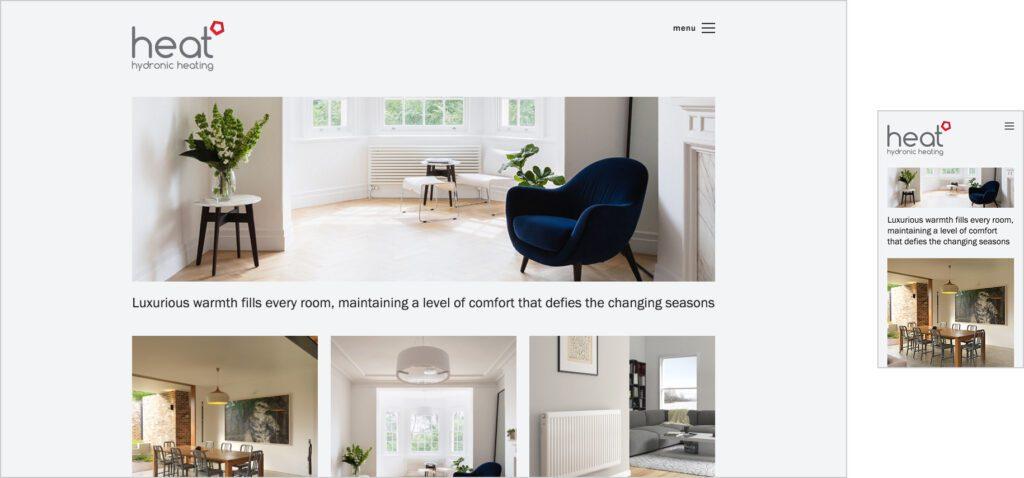 Website Design - BR