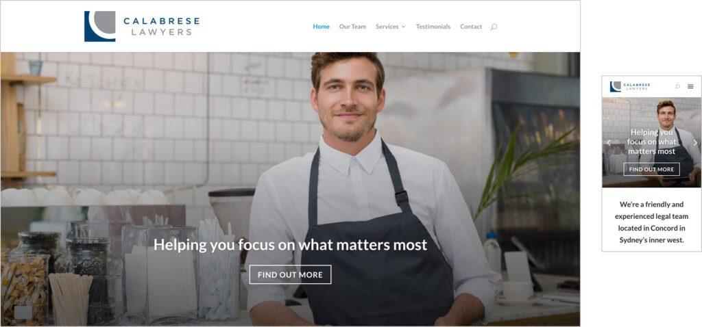 Website Design - CL