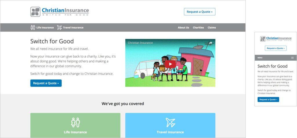 Website Design - CI