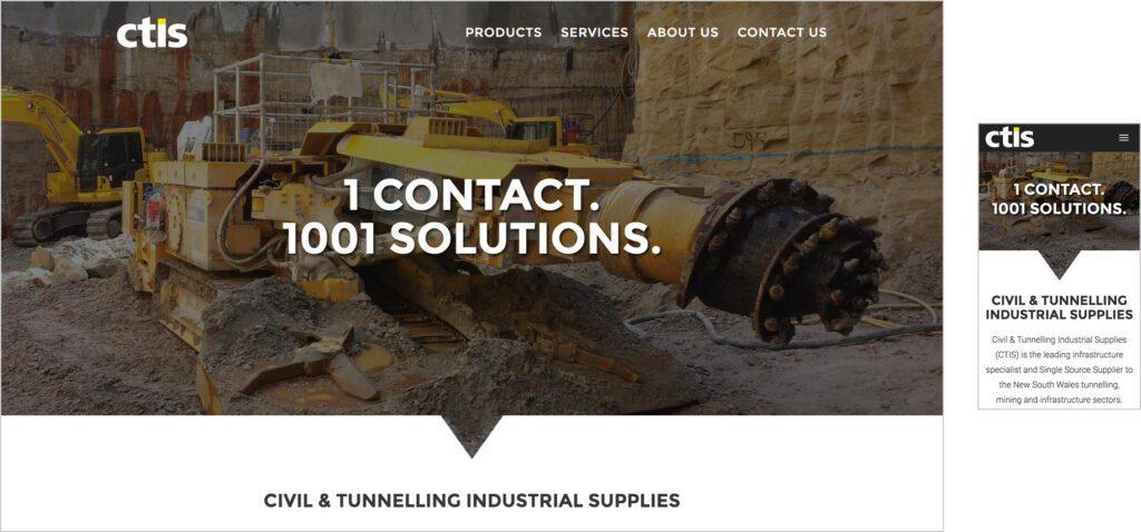 Website Design - CTIS