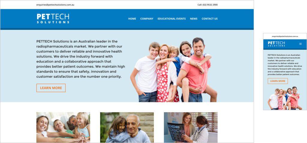 Website Design - PS