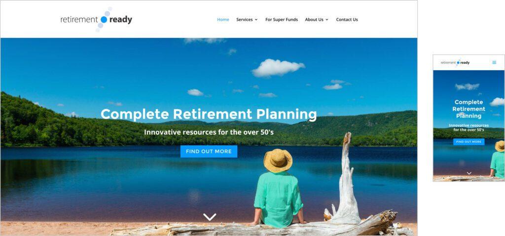 Website Design - RR