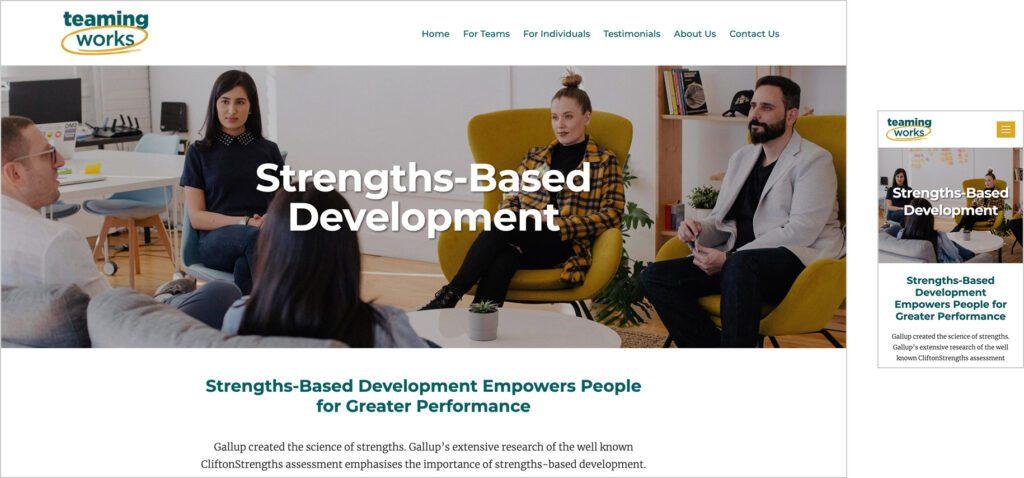 Website Design - TW